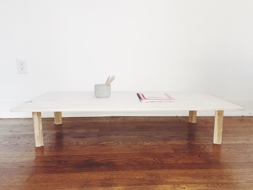 Criss Cross Applesauce Table Colbymade
